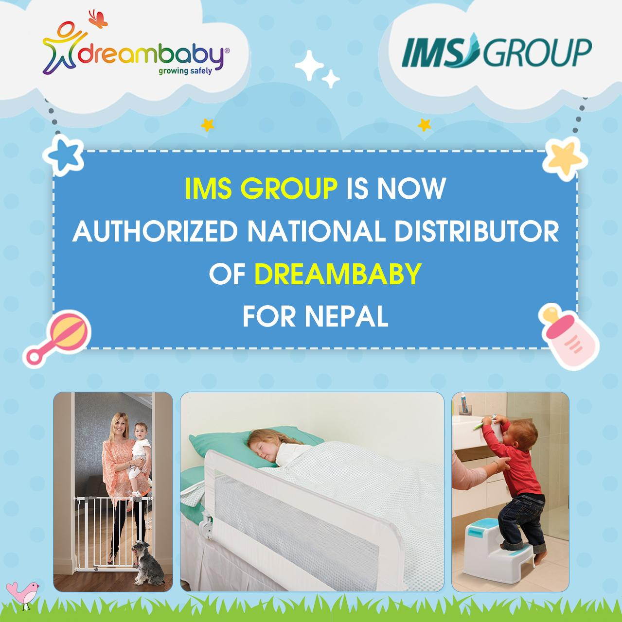 Authorized National Distributor