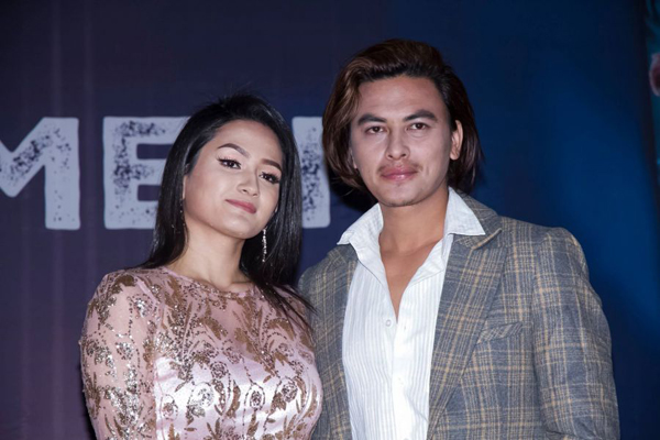 Paul-shah-and-Shraddha-Chhetri